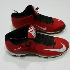 Nike Alpha baseball mens shoes size 10